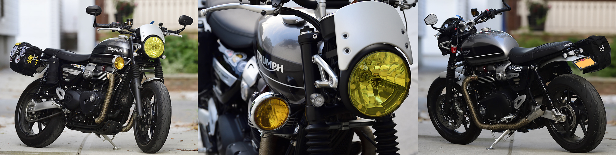Triumph Speed Twin Accessories